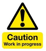 Caution-work-in-progress