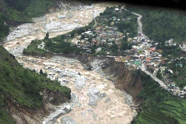 Poor planning can multiply losses from natural disasters. Photo credit: PTI